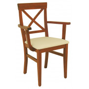 JESSY-3 πολυθρόνα ενιαίου χώρου ξύλινη