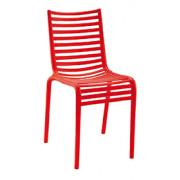 PC-046A καρέκλα polypropylene